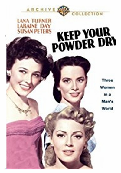 Keep Your Powder Dry