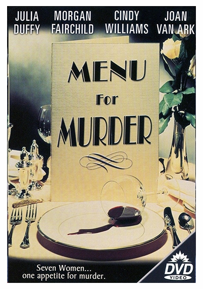 Menu for Murder