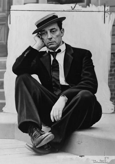 Buster Keaton: So Funny It Hurt!