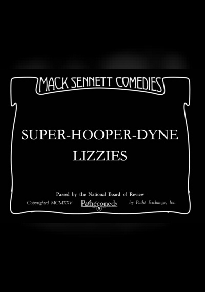Super-Hooper-Dyne Lizzies