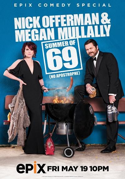 Nick Offerman & Megan Mullally – Summer of 69: No Apostrophe