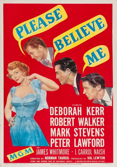 Please Believe Me
