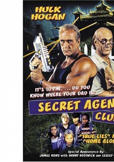 Secret Agent Club