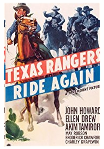 Texas Rangers Ride Again