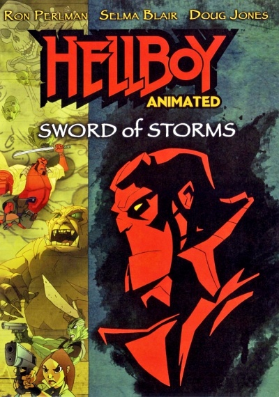 Hellboy: Animated: Sword of Storms