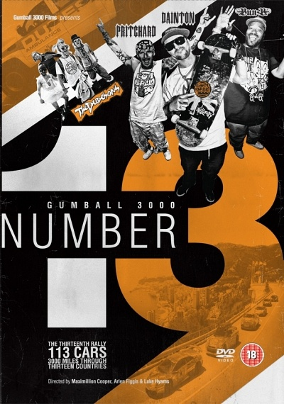 Gumball 3000: Number 13