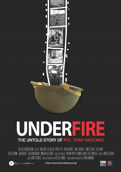 UNDERFIRE: The Untold Story of Pfc. Tony Vaccaro