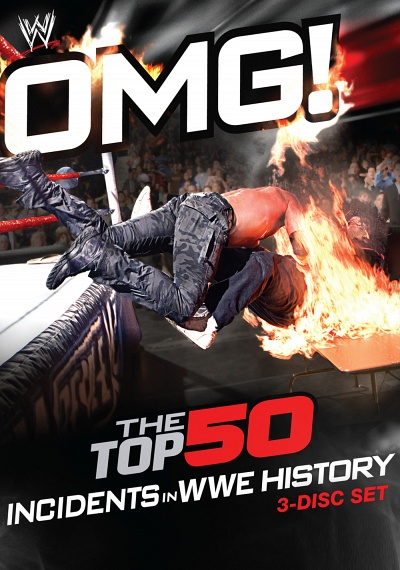 OMG! The Top 50 Incidents in WWE History