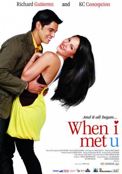 When I Met U