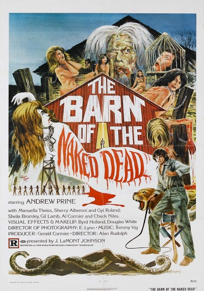 The Barn of the Naked Dead