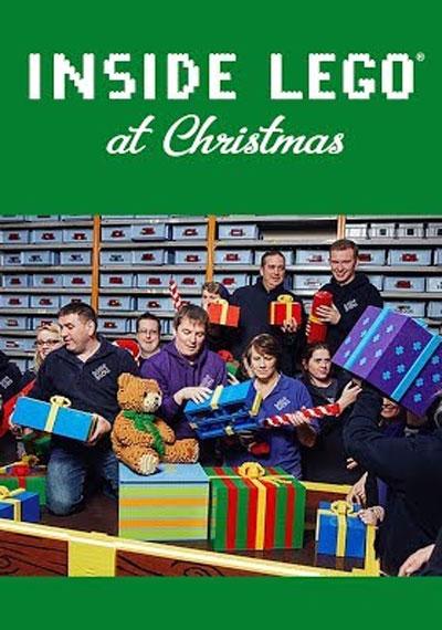 Inside LEGO® at Christmas