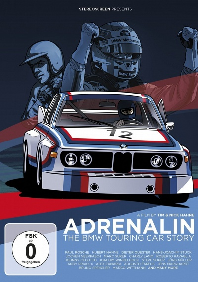 Adrenalin: The BMW Touring Story