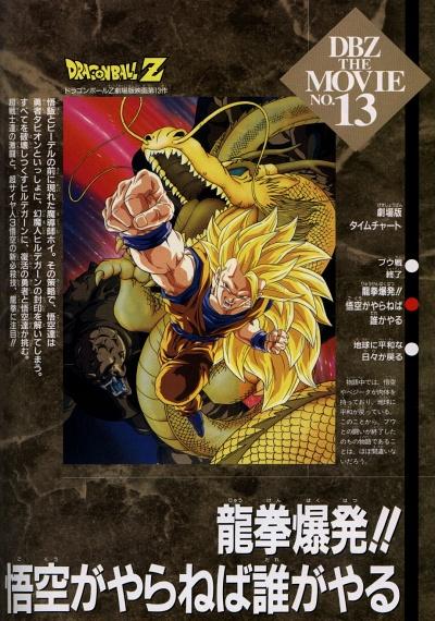 Dragon Ball Z: Wrath of the Dragon