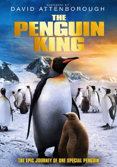 The Penguin King with David Attenborough