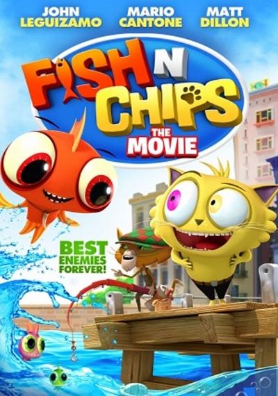 Fish N Chips: Best Enemies Forever