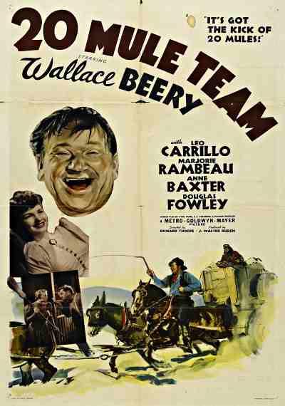 Twenty Mule Team