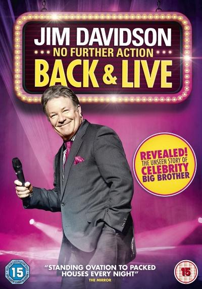 Jim Davidson Live - No Further Action