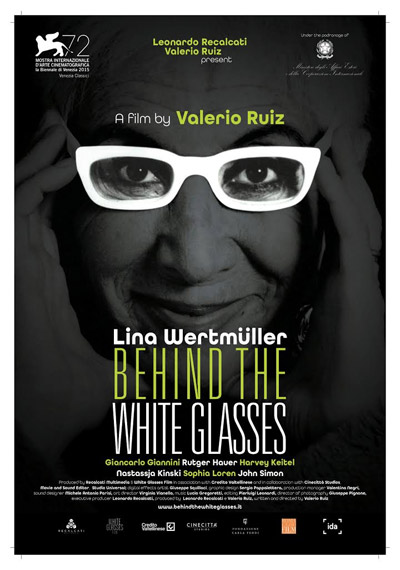 Lina Wertmüller: Behind the White Glasses