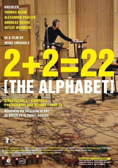 2+2=22 [The Alphabet]