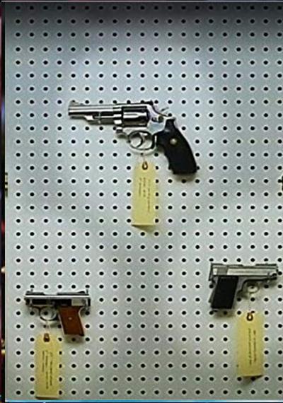 5 American Handguns--5 American Kids
