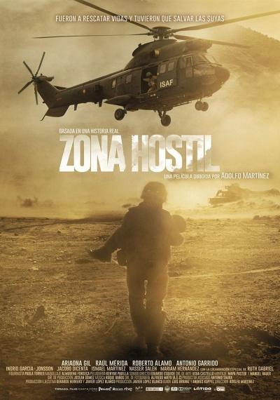 Zona hostil (Rescue Under Fire)