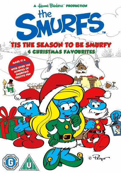 Tis the Season To Be Smurfy