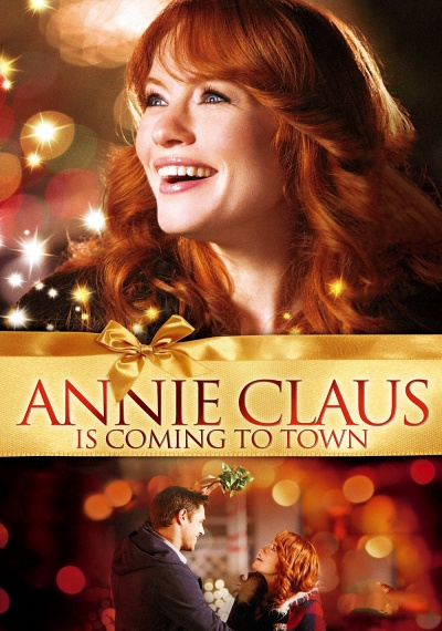 Annie Claus is Coming to Town