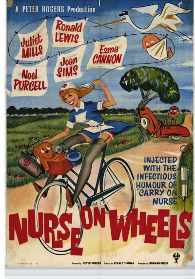 Nurse on Wheels