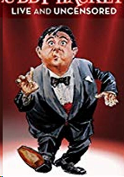 Buddy Hackett Live and Uncensored at Resorts International March 1983