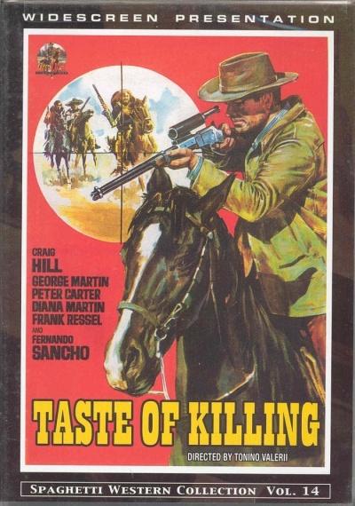 A Taste of Killing