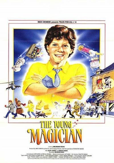The Young Magician (Le jeune magicien)
