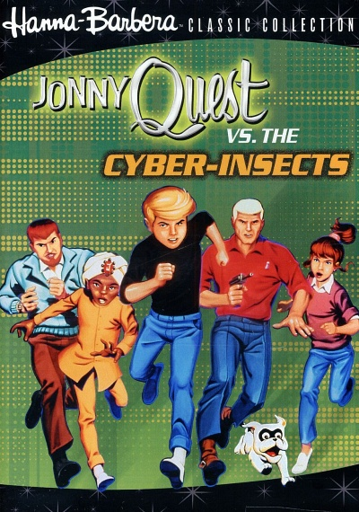 Jonny Quest vs. The Cyber-Insects