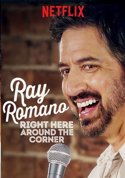 Ray Romano: Right Here, Around the Corner