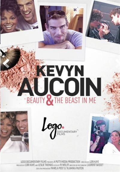 Kevyn Aucoin: Beauty & the Beast in Me