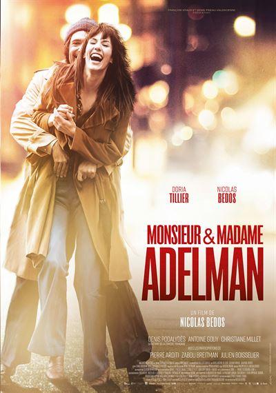 Mr. and Mrs. Adelman