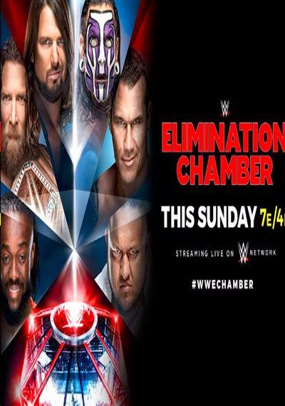 WWE: Elimination Chamber 2019