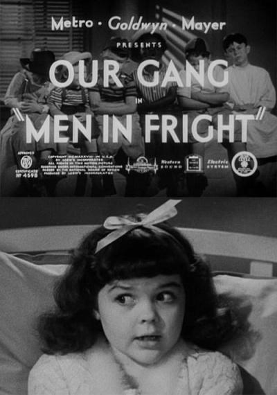 Men in Fright