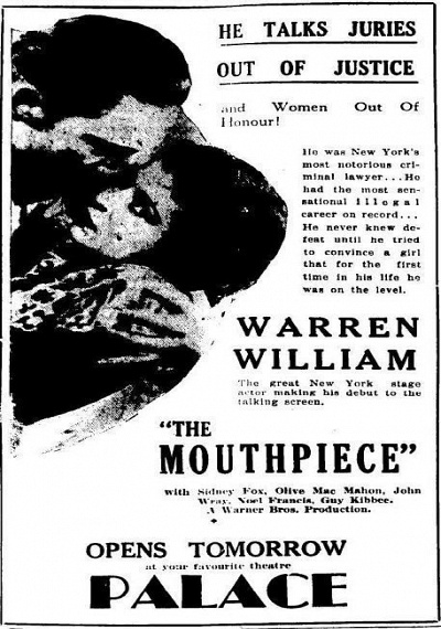 The Mouthpiece