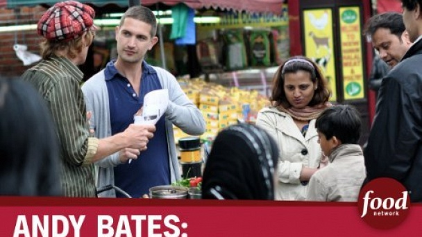 Andy Bates: Street Feasts