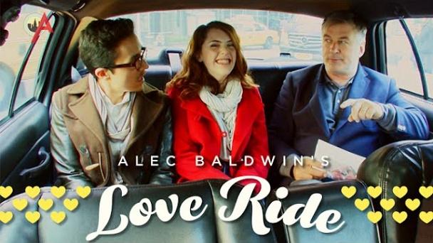 Alec Baldwin's Love Ride