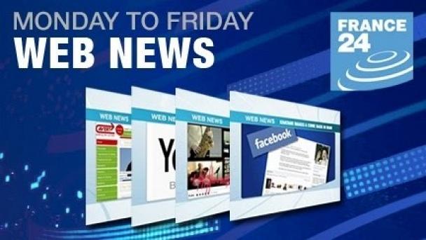 FRANCE 24 Web News