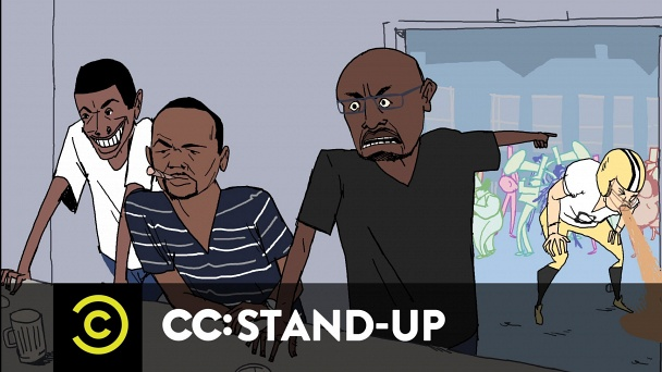 Comedy Central Re-Animated