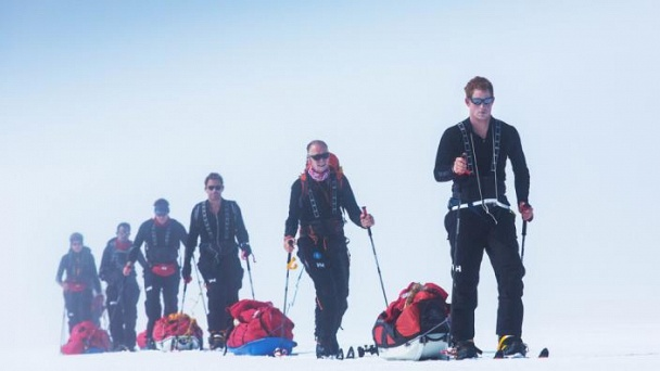 Harry's South Pole Heroes