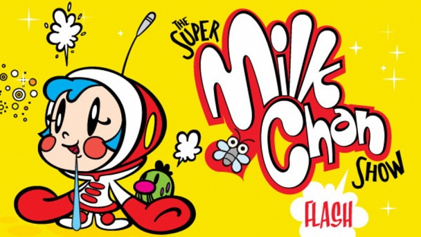 Super Milk Chan Flash