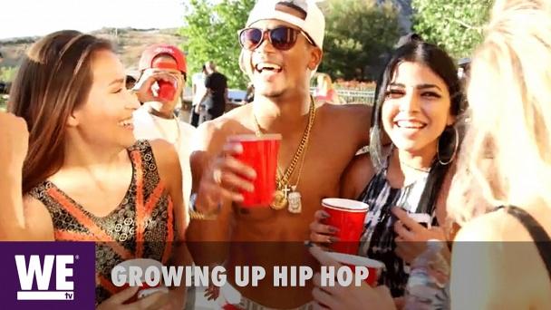 Growing Up Hip Hop