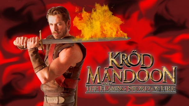 Krod Mandoon and the Flaming Sword of Fire