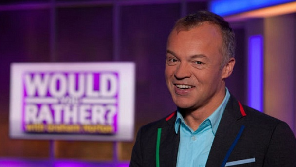 Would You Rather with Graham Norton