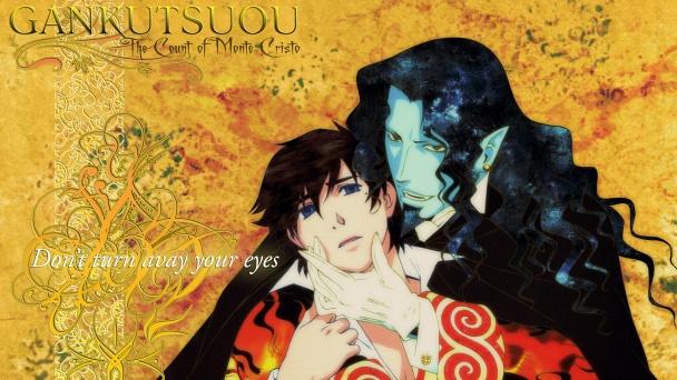 Gankutsuou: The Count of Monte Cristo
