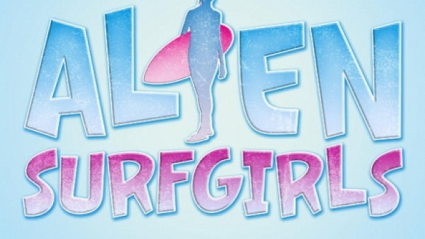 Alien Surf Girls