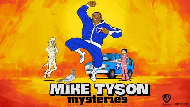 Mike Tyson Mysteries